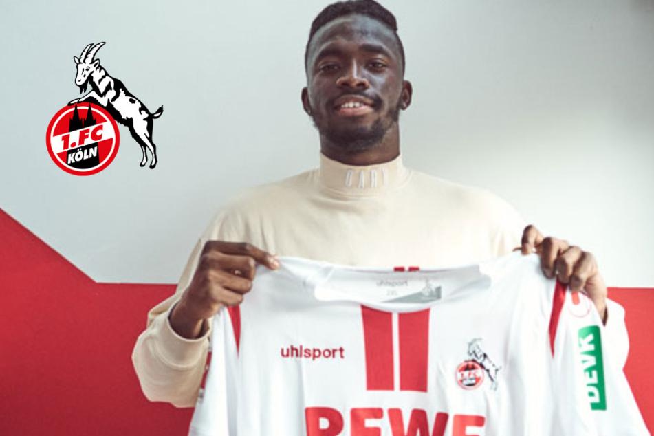 Wechsel fix: 1. FC Köln holt Stürmer Tolu Arokodare aus Lettland