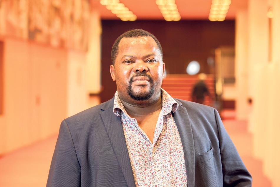 Emiliano Chaimite (53) kam 1986 aus Mosambik in die damalige DDR.
