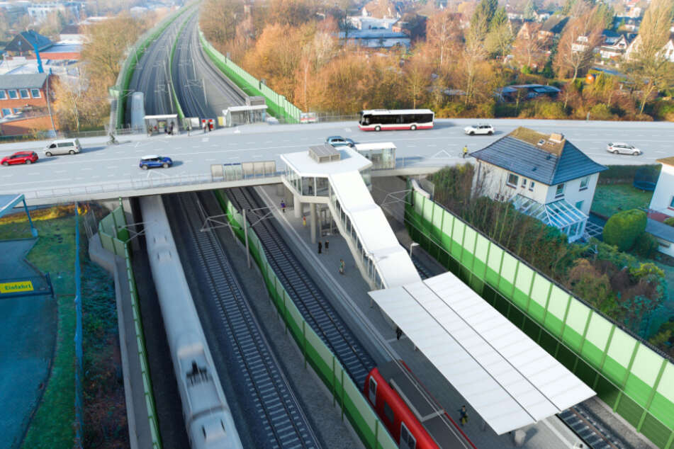Eilanträge abgelehnt! Dann startet der Bau der neuen S-Bahn-Linie S4