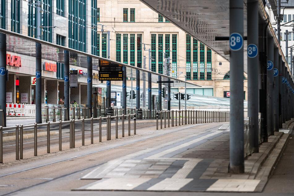 Bereits Ende September wurde im Chemnitzer Nahverkehr gestreikt.
