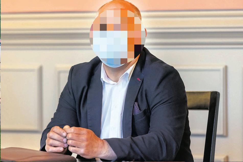 Tobias B. (51) wurde vom Vorwurf der Körperverletzung freigesprochen. Die Berufungsverhandlung am Landgericht Zwickau wurde eingestellt.