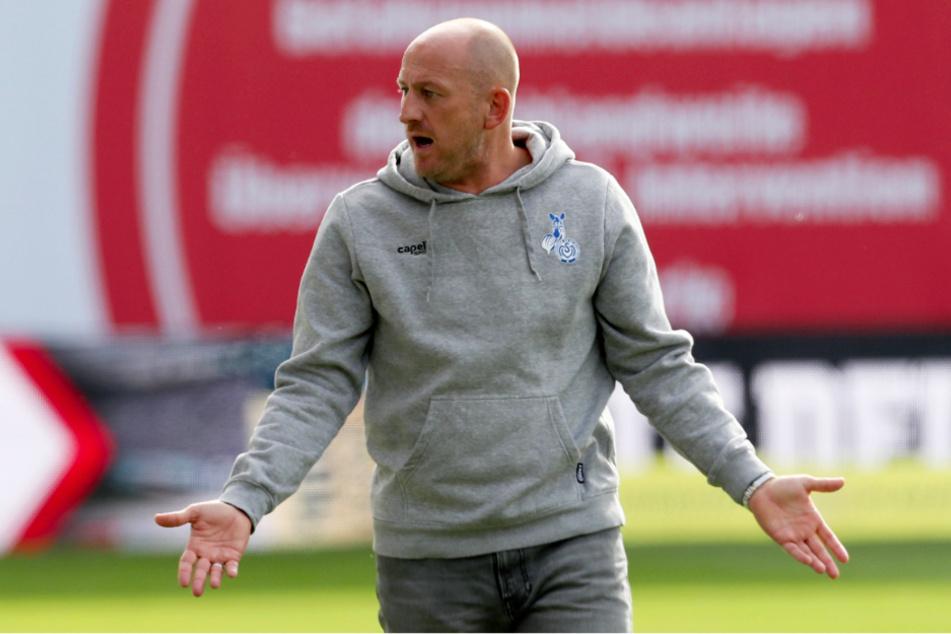 Torsten Lieberknecht (47) wurde am 10. November als MSV-Coach entlassen. Seitdem holte Duisburg aber auch nur einen Punkt in drei Spielen.
