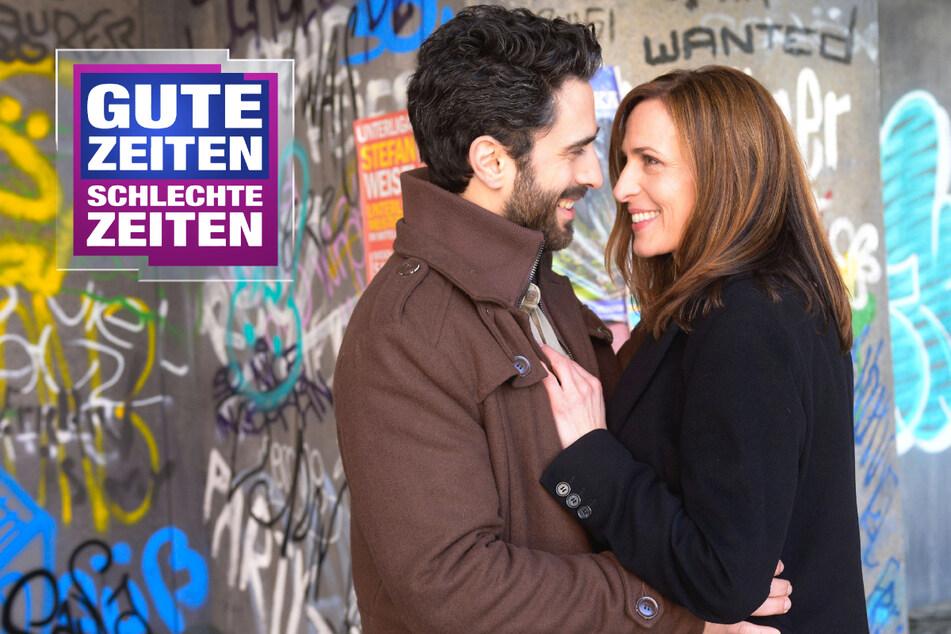 GZSZ: GZSZ: Erwischt Melanie Katrin und Tobias in flagranti?