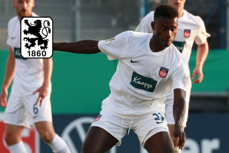 TSV 1860 München beschenkt sich: Offensivspieler kommt vom 1. FC Heidenheim