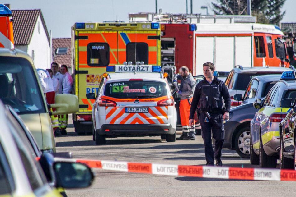 Nach Dreifachmord: Ab heute steht Ajdin V. vor Gericht