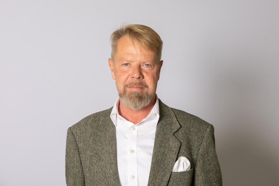 Andreas Harlaß (60, Direktkandidat für Wahlkreis 160, Dresden II/Bautzen II)