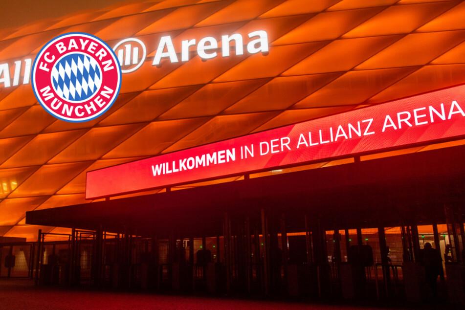 Was ist denn da los? Deshalb leuchtet die Allianz Arena am Mittwoch orange
