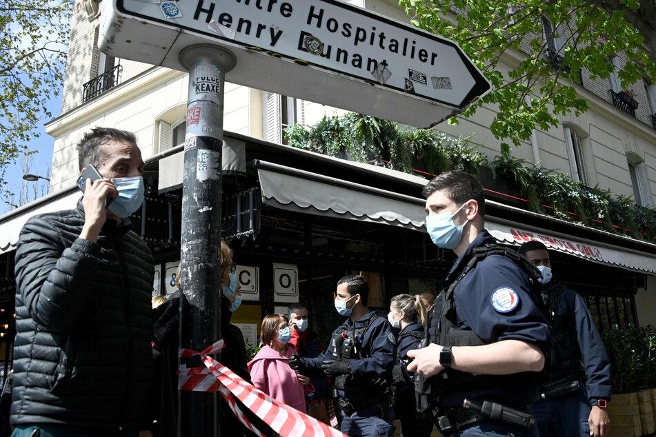 Schießerei in Paris: Mindestens ein Toter und ein Verletzter