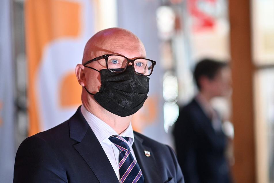 AfD-Spitzenkandidat Oliver Kirchner (55) hatte sich wohl mehr erhofft.