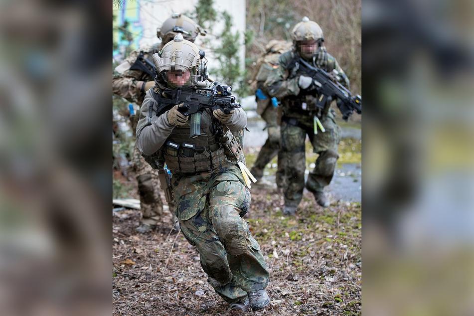 KSK-Soldaten im Einsatzmodus – viele fühlen sich aktuell von der Politik diskreditiert und in Afghanistan verheizt.