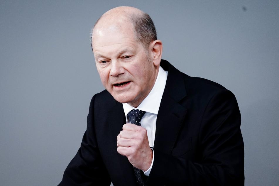 """Laut Olaf Scholz (62, SPD) hätten es die Bürgerinnen und Bürger verdient, """"dass wir schnell durch diese Sache kommen."""""""