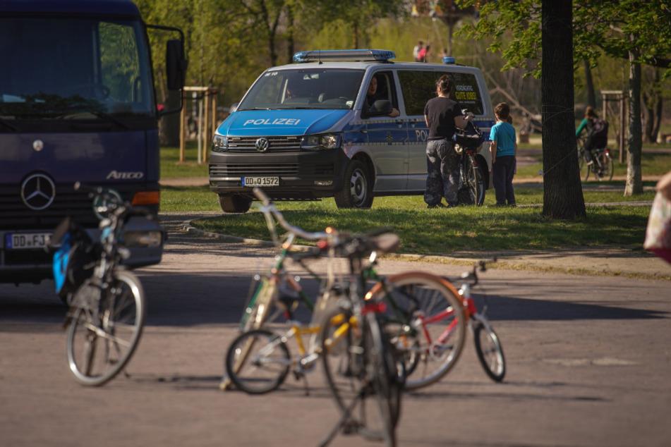 Sex-Attacke in Dresden: Täter gelingt Flucht, Kripo ermittelt