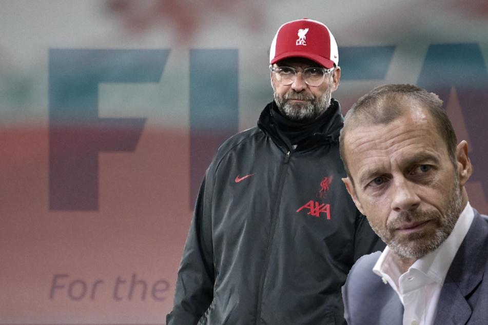 Kohle-Hammer: Klopps Liverpool und ManUnited basteln an Superliga! Auch deutsche Klubs involviert?