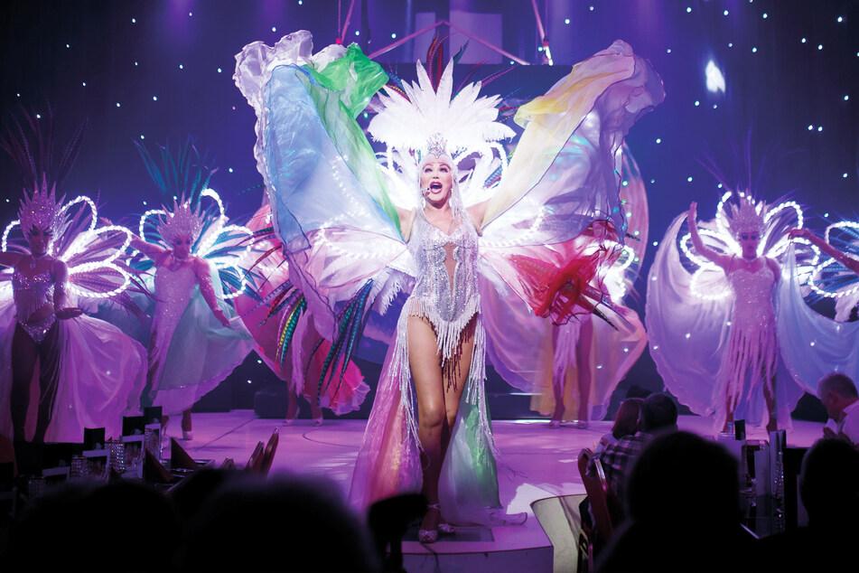 """""""Carte Blanche""""-Chefin Zora Schwarz freut sich, dass sie ihr Theater wieder öffnen darf."""