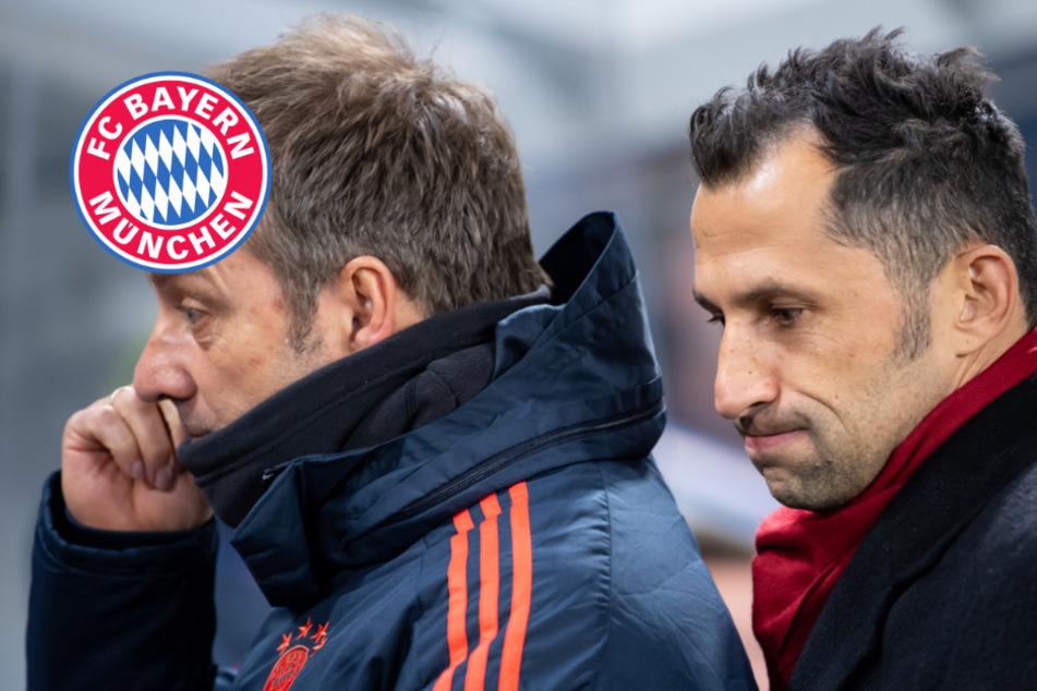 FC Bayern: Flick-Abschied wegen Zoff mit Salihamidžić? Das sollen die Streitpunkte sein