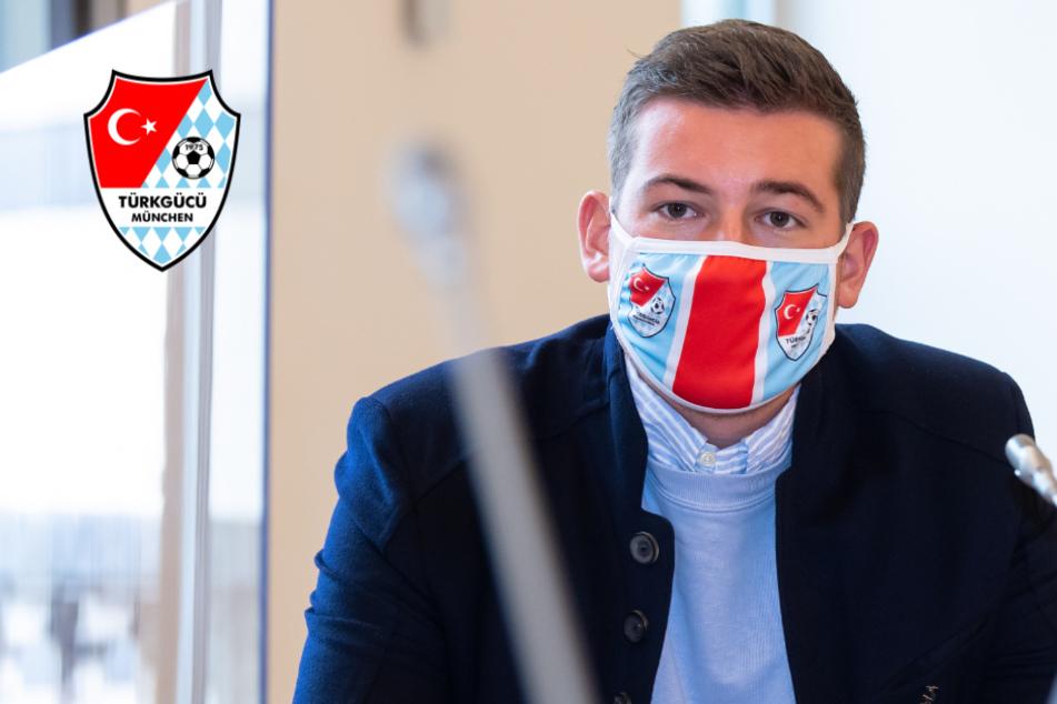 Menschenschmuggel-Vorwürfe gegen Türkgücü München: Verein reagiert