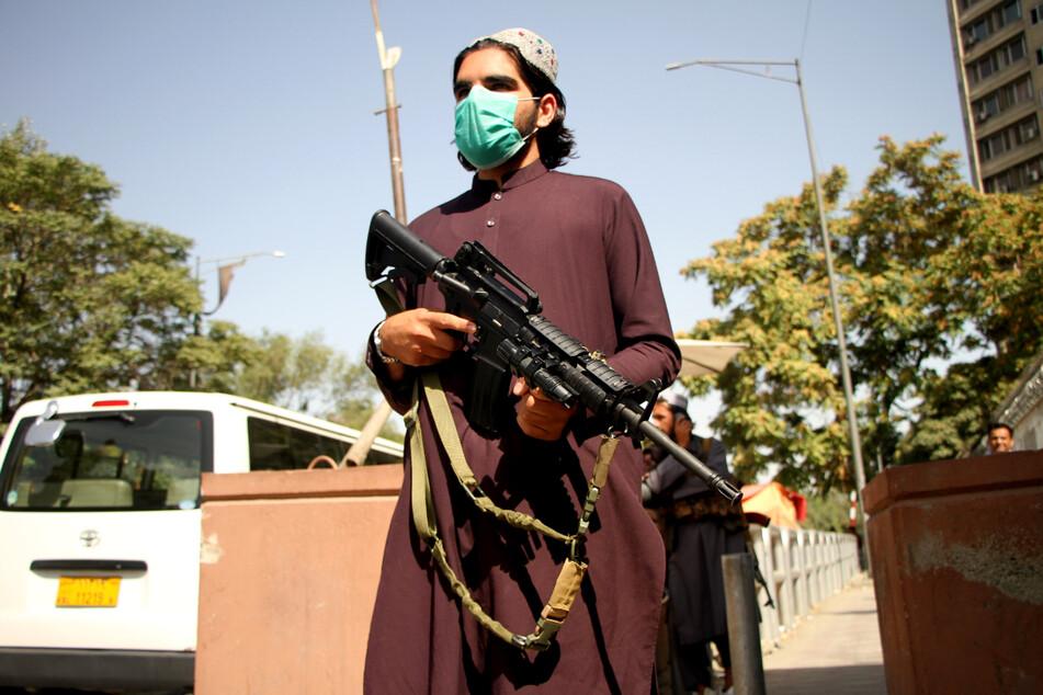 Die Taliban wollen zusammen mit der internationalen Gemeinschaft gegen den Klimawandel vorgehen.