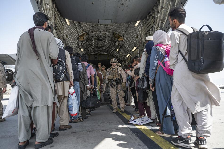 Luftbrücke aus Kabul soll am Freitag enden