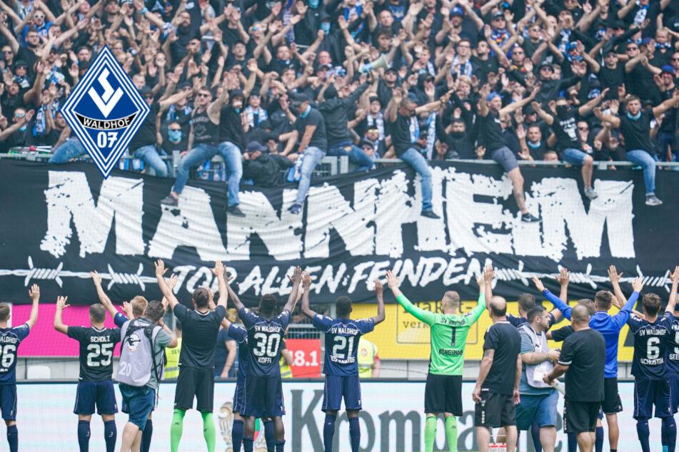 Waldhof Mannheim fordert neue Abstimmung über Fortsetzung der 3. Liga