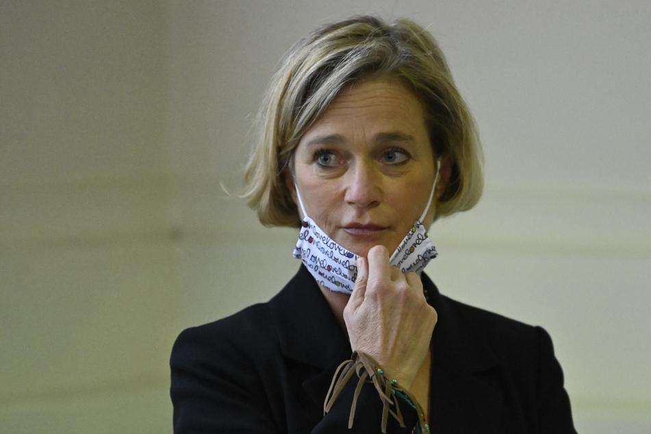 Delphine Boël (52), Künstlerin aus Belgien, ist von nun an offiziell Prinzessin von Belgien.