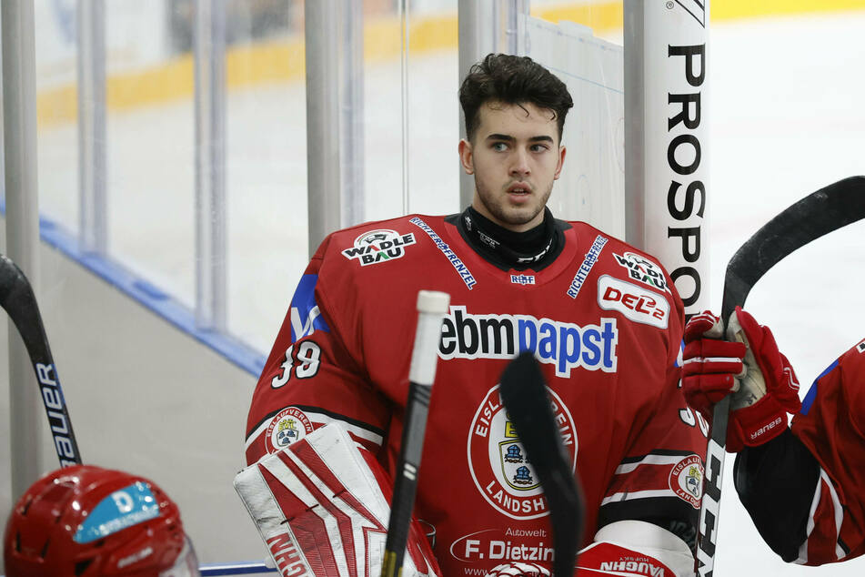 Der 21-jährige Kristian Hufsky kam zuletzt für Deggendorf zum Einsatz.