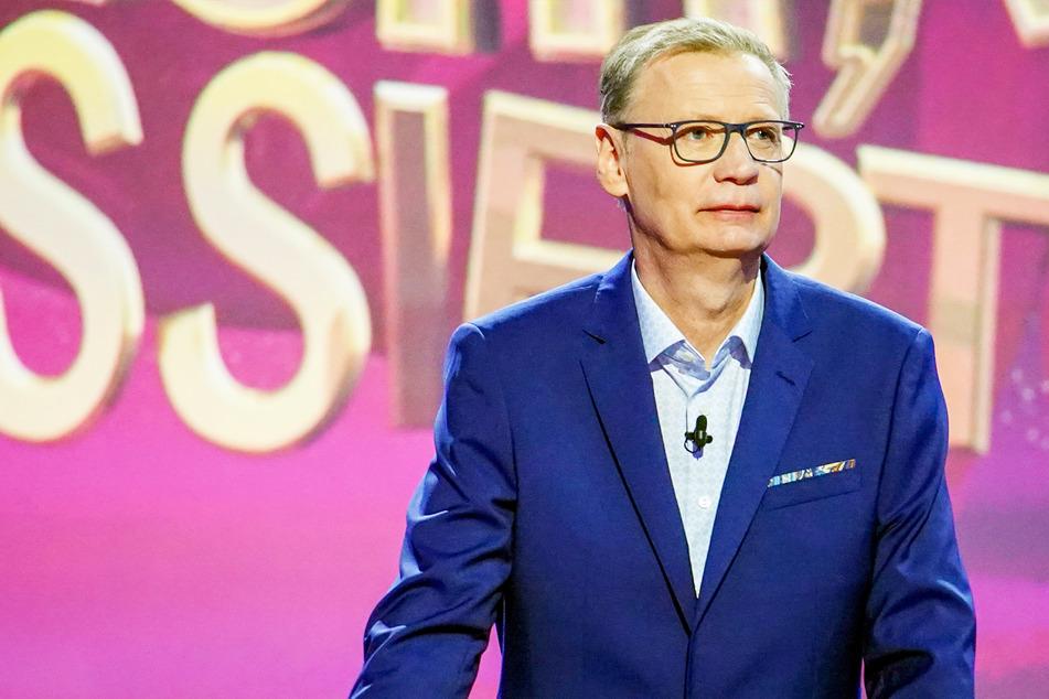 Günther Jauch: Günther Jauch darf nicht raus: RTL schickt achtfache Vertretung in Spielshow