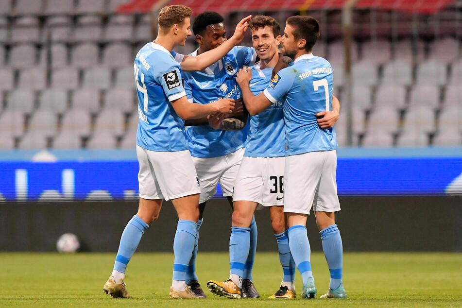 Der TSV 1860 München befindet sich momentan in absoluter Top-Form!