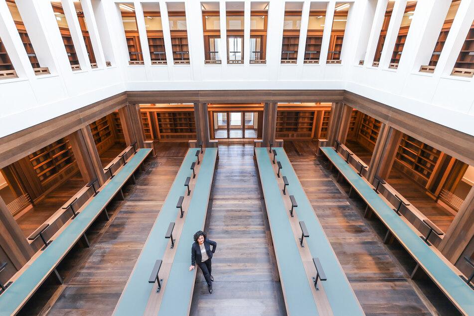 Die TU Chemnitz bekommt gerade eine neue Universitätsbibliothek.