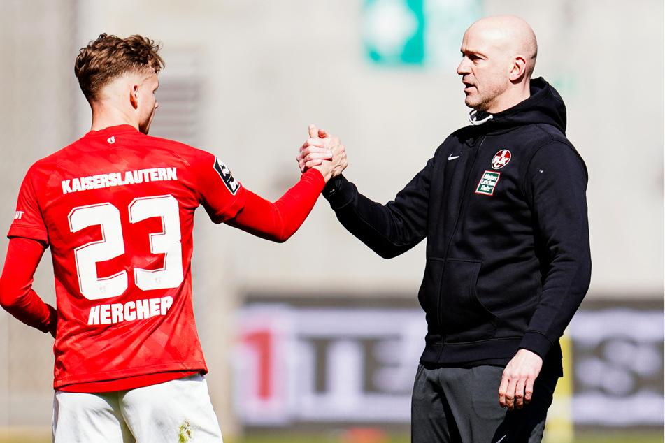 Der 1. FC Kaiserslautern feierte im Derby mit dem Erzrivalen 1. FC Saarbrücken einen ganz wichtigen Heimsieg.