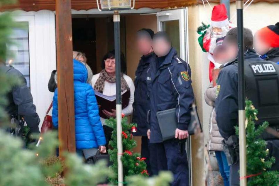 """Nach Klage ihres Sohnes Mario Pecher (57, SPD) wurde die Gaststätte """"Zum Sternblick"""" 2017 zwangsgeräumt. Foto: Heiko Richter"""