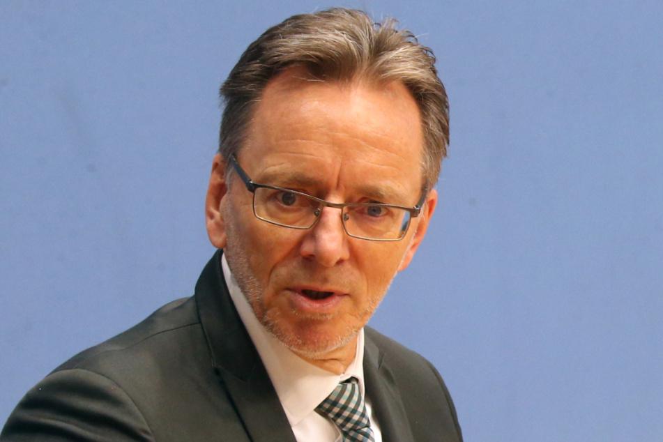 BKA-Präsident Holger Münch.