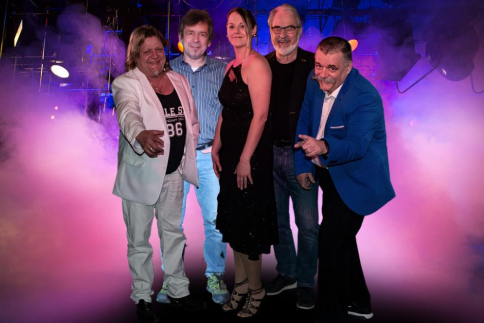 Vogtländer Musiker gehen mit Juliane-Werding-Hits auf Tour