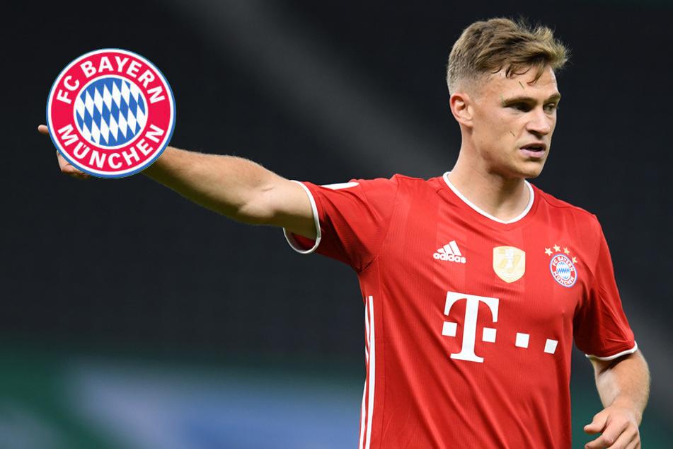 Kimmich: Das sind seine Pläne mit dem FC Bayern und der DFB-Elf