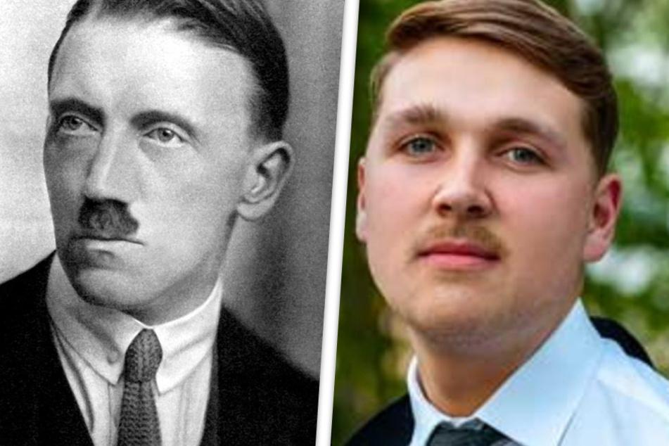 Hitler-Fotos in Chatgruppen verbreitet? Ex-AfD-Vorstand im Kreuzfeuer