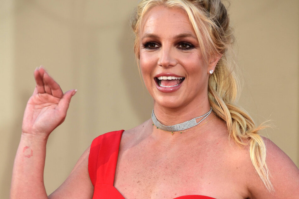Backstreet's Back – this time with Britney Spears!