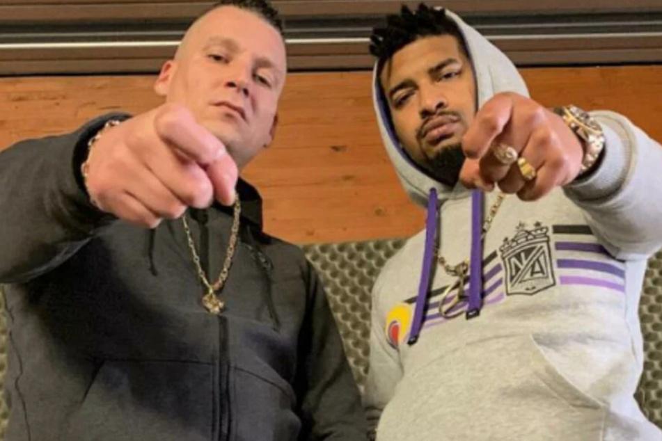 187 Strassenbande: Drogen und Waffen! Skandal-Rapper droht jahrelange Haft
