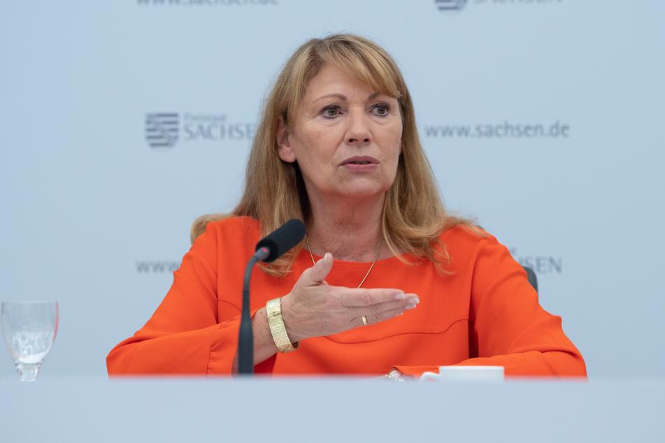 Sachsens Gesundheitsministerin Petra Köpping (62, SPD) schließt einen zweiten Corona-Lockdown in Sachsen aus.