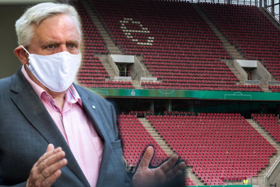 """""""Sehr skeptisch"""": Bundesligaspiele bald wieder mit vielen Fans?"""