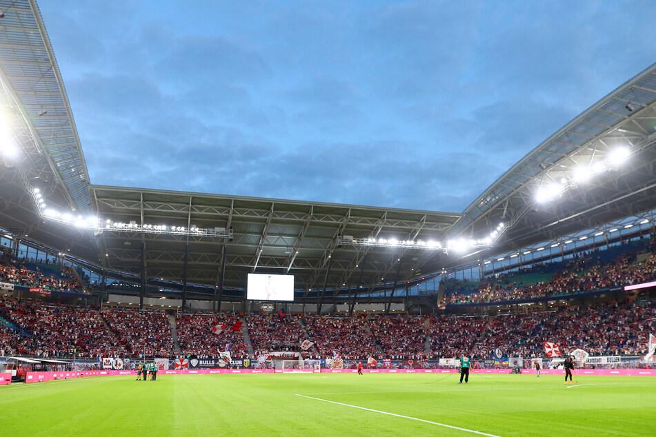 Gegen den VfB Stuttgart durften 23.500 Zuschauer in die Red Bull Arena. Darauf könnte es wieder hinauslaufen!