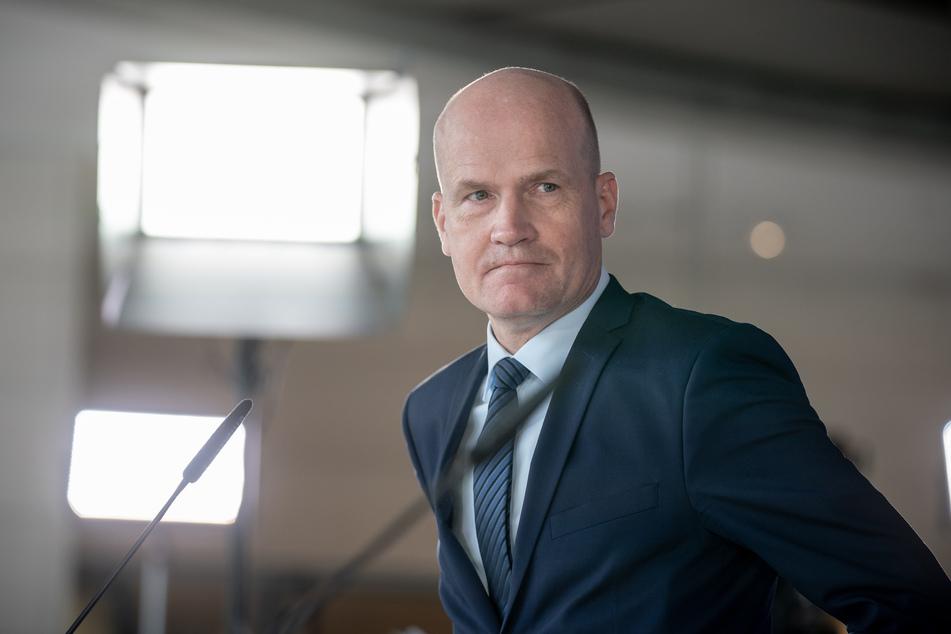 Unionsfraktionschef Ralph Brinkhaus (53).