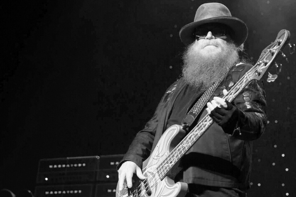 ZZ Top bass player Dusty Hill has died