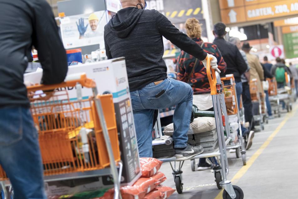 Baden-Württemberg ist sauer über Öffnung der Baumärkte in Bayern