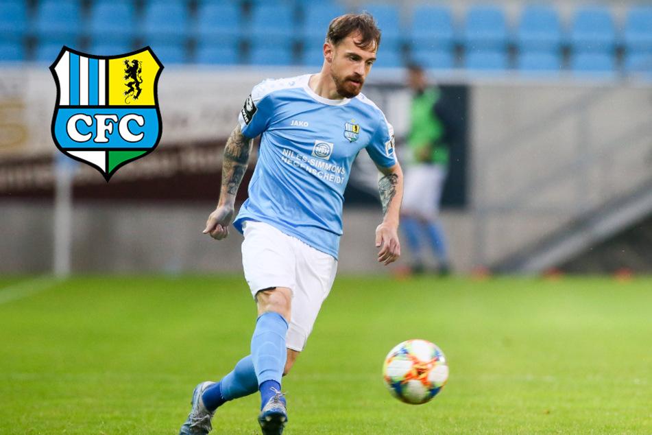 Ex-CFC-Abwehrmann Itter hat endlich wieder einen Verein!