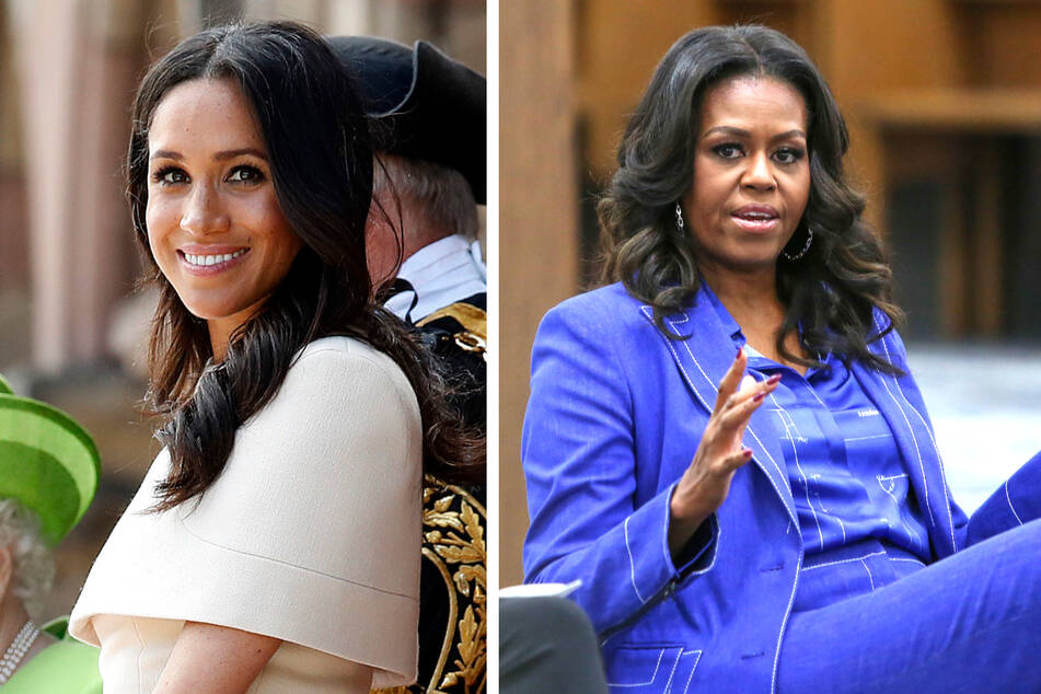Knallharte Ex-First-Lady: Will Michelle Obama nichts mehr von ihrer Freundin Meghan wissen?