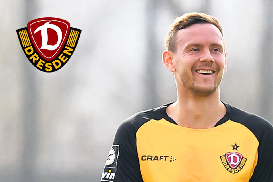 Nach Comeback bei Dynamo: Löwe stellt sich hinten an