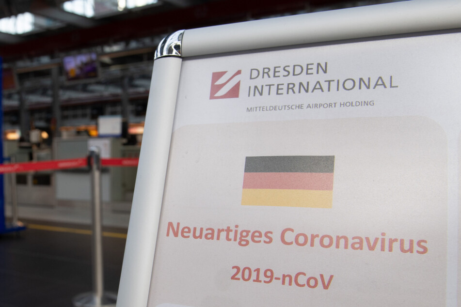 Rückholflüge mit Urlaubern landen auch auf dem Flughafen Dresden.