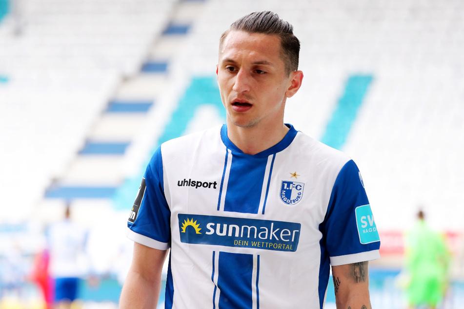 Baris Atik (26) hat großen Anteil daran, dass sich der 1. FC Magdeburg frühzeitig den Klassenerhalt sichern konnte.