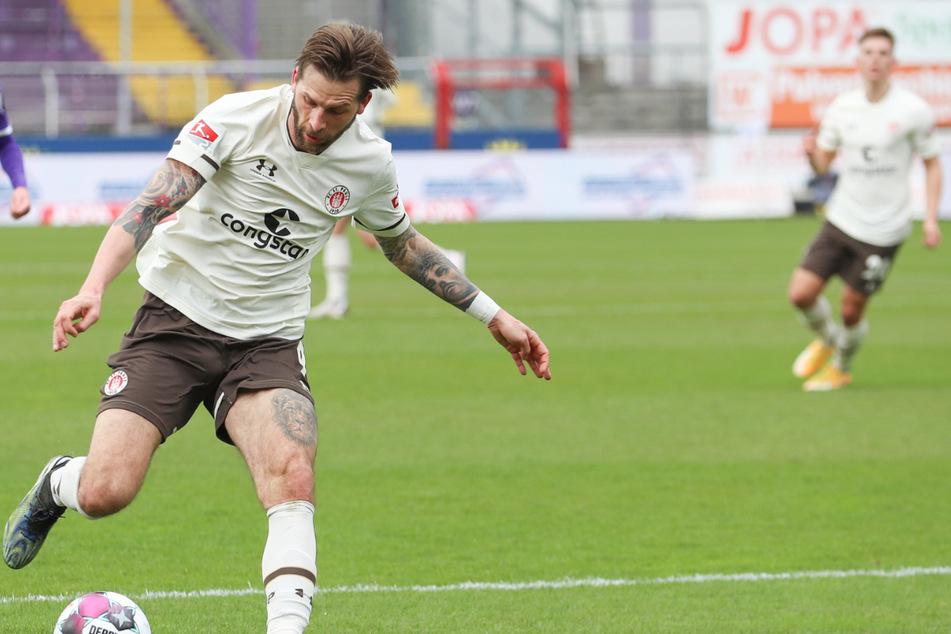 Ein heißer Kandidat für den Geheimtipp ist der FC St. Pauli mit Torjäger Guido Burgstaller (32).