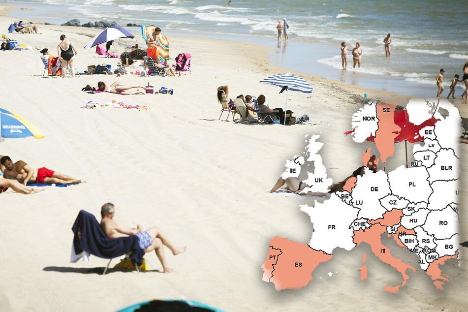 Hier wollen die Deutschen in Corona-Zeiten Urlaub machen