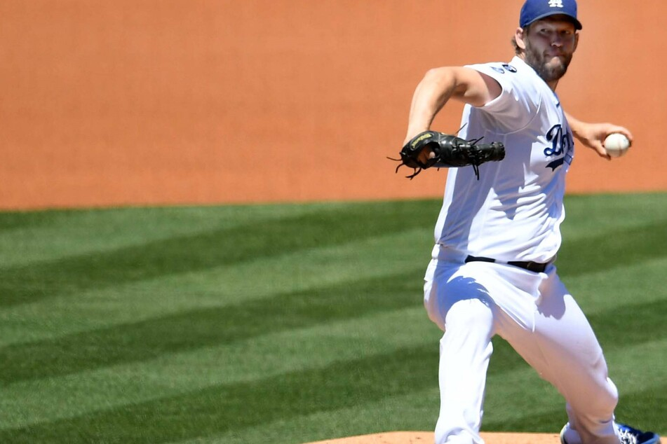 MLB: Kershaw takes control as Dodgers dominate the Reds to end three-game skid